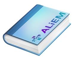 ALiEMBookclub Logo